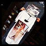 Nudes Art - Street Style Shopping. #t-shirt #street by Brett Pugsley