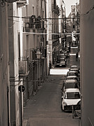 Sicily Photos - Street view by Girolamo Cavalcante