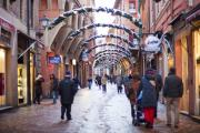 Bologna Photos - Streets of Bologna by Andre Goncalves