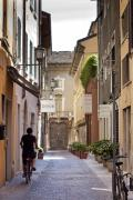 Cathedral Rock Photos - Streets of Brescia by Andre Goncalves