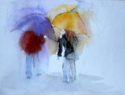 Vicki  Housel - Strolling in the Rain