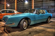 Texas Photos - Studebaker Avanti by David Morefield