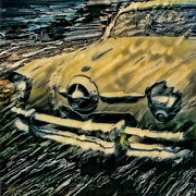 Champion Digital Art - Studebaker Champion by Corky Willis Atlanta Photography