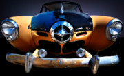 Classic Automobile Prints - Studebaker Print by Kurt Golgart