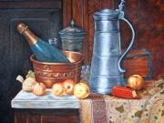Cynthia Ablicki - Study of Pewter -Hartnett