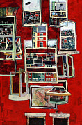   Of Pianos Paintings - Stuffed In Little Boxes by Roger Phillpot