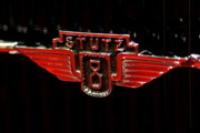Stutz Prints - Stutz 8 Badge Print by Wingsdomain Art and Photography