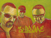 Derek Donnelly Art - Sublime by Derek Donnelly