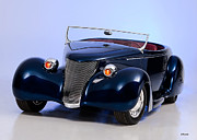 Chip Foose Art - Sublime by Kevin Moody