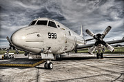 Aircraft Photo Posters - Submarine Hunter Poster by Ryan Wyckoff