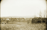 Glass Plate Originals - Suburbia 1886 style by Jan Faul