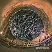 Sudbury Prints - Sudbury Neutrino Observatory Sno Print by Science Source