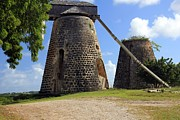 Mills Photos - Sugar Cane Mills by Sophie Vigneault