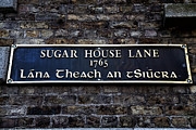 Old School House Prints - Sugar House Lane Print by John Rizzuto