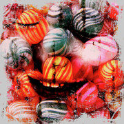 Candy Digital Art Originals - Sugar Me baby by Ankeeta Bansal