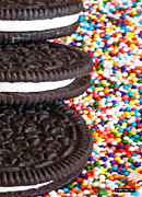 Oreos Prints - Sugar Rush Print by Methune Hively