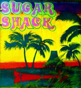 Motel Digital Art Prints - Sugar Shack Print by Bill Cannon