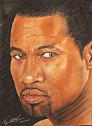 Boxing  Originals - Sugar Shane Mosley by Kenneth Kelsoe