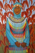 Sulawesi Girl Print by Brian Leverton