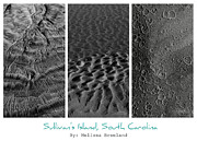 South Carolina Photos - Sullivans Island Sand Art  by Melissa Wyatt