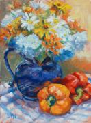 Dennis Ma Art - Summer by Barbara Hageman