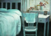 Bed Originals - Summer Bedroom by Carolyn Caldwell