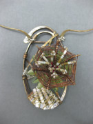 Forged Jewelry - Summer by Brenda Berdnik