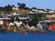 Journeys Prints - Summer Cove, Kinsale, Co Cork, Ireland Print by The Irish Image Collection 