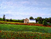 Pennsylvania Pastels - Summer Day in Central Pennsylvania by Bob Richey