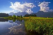 Austria Photos - Summer Day by Sabine Jacobs