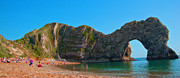 Peter McAuley - Summer Durdle Door