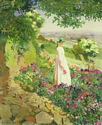 Harold Paintings - Summer by Harold Harvey