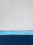 Rothko Painting Originals - Summer Haze by Mel Andrews