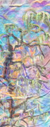 Summer Tapestries - Textiles Metal Prints - Summer Metal Print by Kimberly Simon