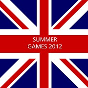 Great Digital Art Originals - Summer Olympics In U.K. by Florene Welebny