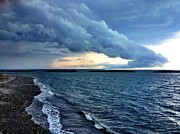 Summer Storm Prints - Summer Storm Print by Extrospection Art