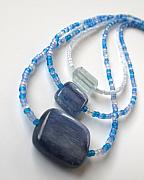 Sterling Silver Jewelry - Summer Time Blues by Adove  Fine Jewelry