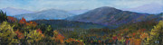 Mountains Pastels Prints - Summers Retreat Print by Susan Jenkins