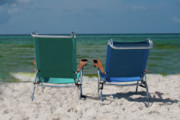 Panama City Beach Photo Originals - Summertime Blues by Robert Carney