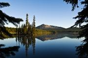 Deschutes Prints - Summit Lake Print by Greg Vaughn - Printscapes