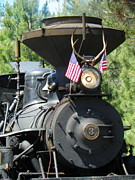 Betty E Duncan - Sumpter Steam Locomotive