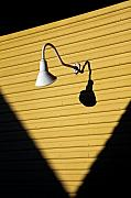Shadow Art - Sun Lamp by David Bowman