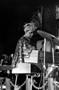 Sun Ra Arkestra Photos - Sun Ra 2 by Lee  Santa