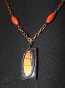 Photography Jewelry Originals - Sun Set by Jana Landon