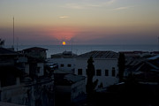 Scenic - Urban - Sun Sets Over Zanzibar by Darcy Michaelchuk