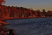 Scott Hovind - Sun Setting on the Sea Shore