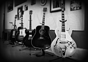Memphis Tennessee Prints - Sun Studio Classics 2 Print by Perry Webster