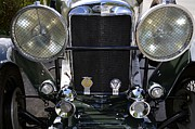 Oldtimer Originals - Sunbeam Classic Car by Elzbieta Fazel