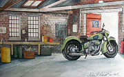 Vw Beetle Originals - Sunbeam S7 by John Lowerson