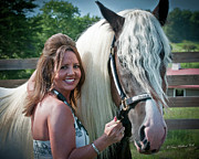 Best Friend Photos - Sunday in the Country by Terry Kirkland Cook